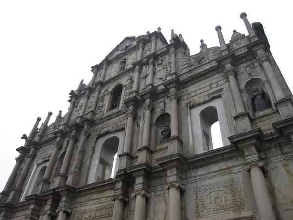 Macau Ruins of St. Paul's : Photos and Slideshow
