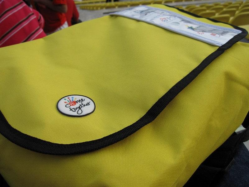 2009 National Day Parade Goodies Bag Photos