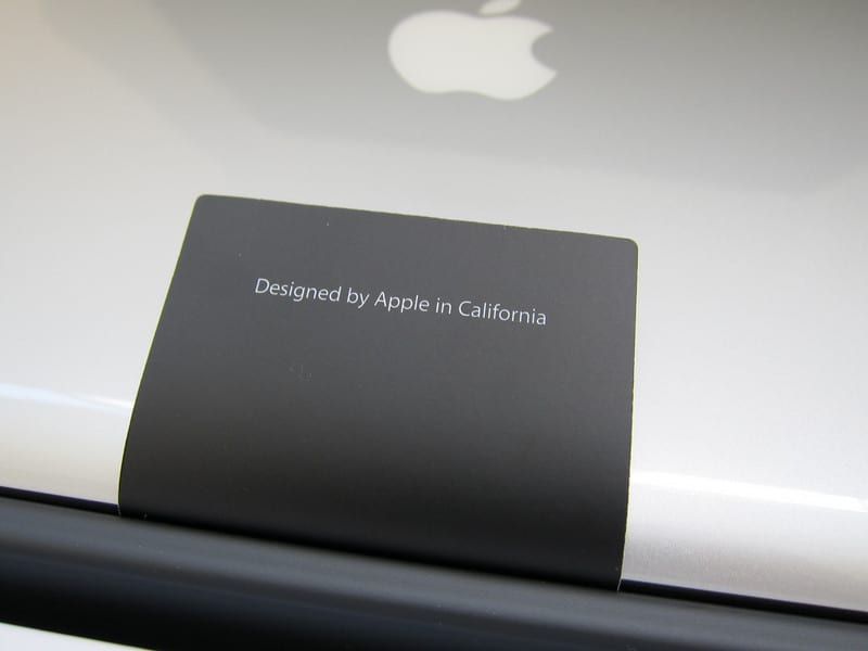 Apple 13inch Macbook Pro Unboxing