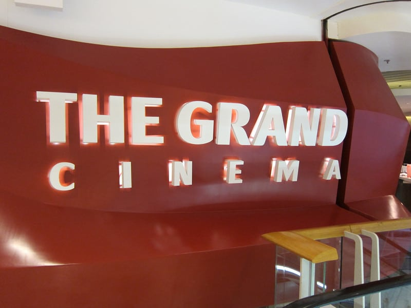 The Grand Cinema Hong Kong