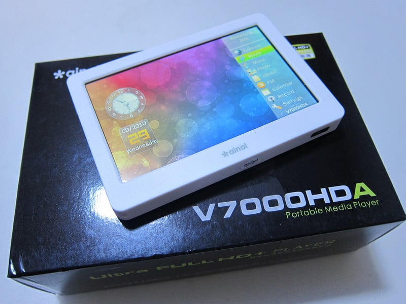 Ainol V7000HDA Full HD Portable Media Player
