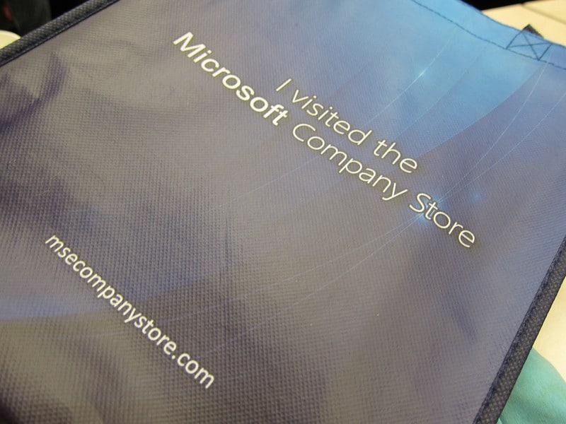 Microsoft Company Store in Redmond