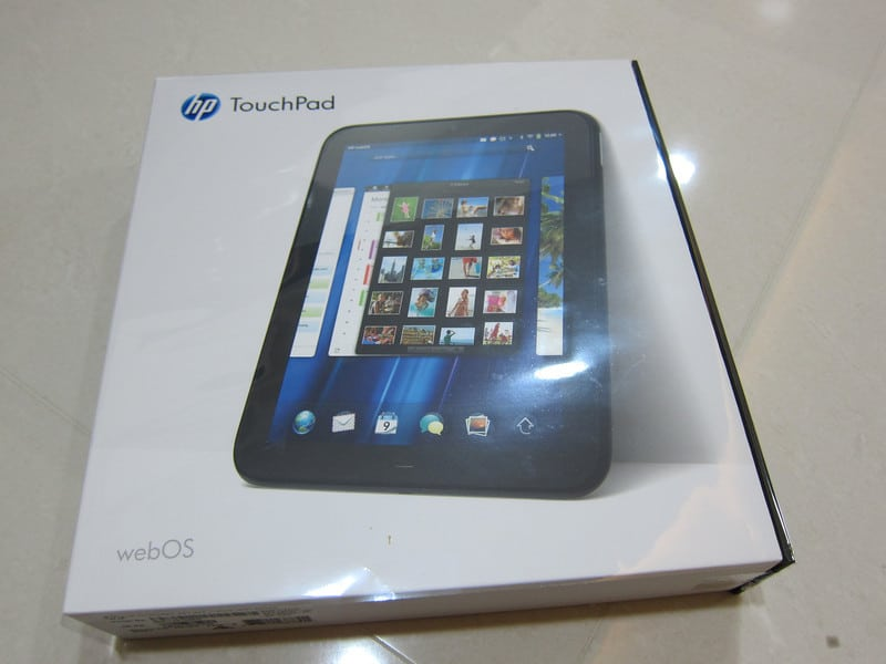 HP Touchpad 32GB Tablet