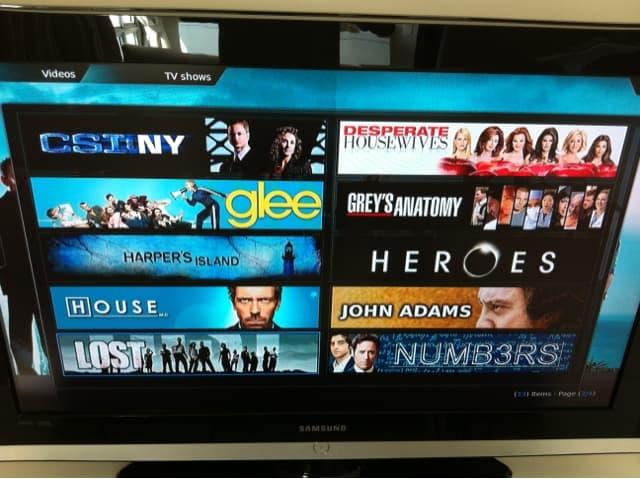 XBMC TV serials on Apple TV2
