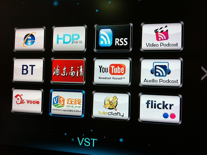 Xunlei Media Player Interface and how to activate it in Singapore