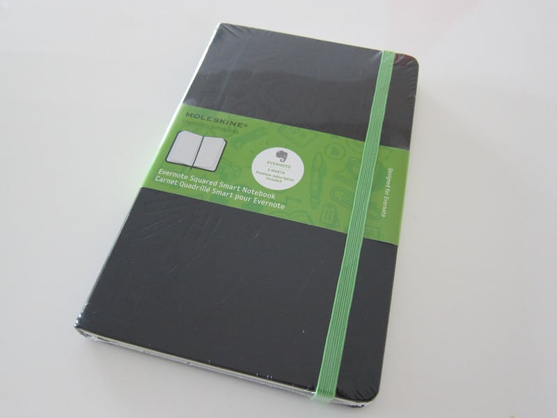 Evernote Smart Notebook by Moleskine