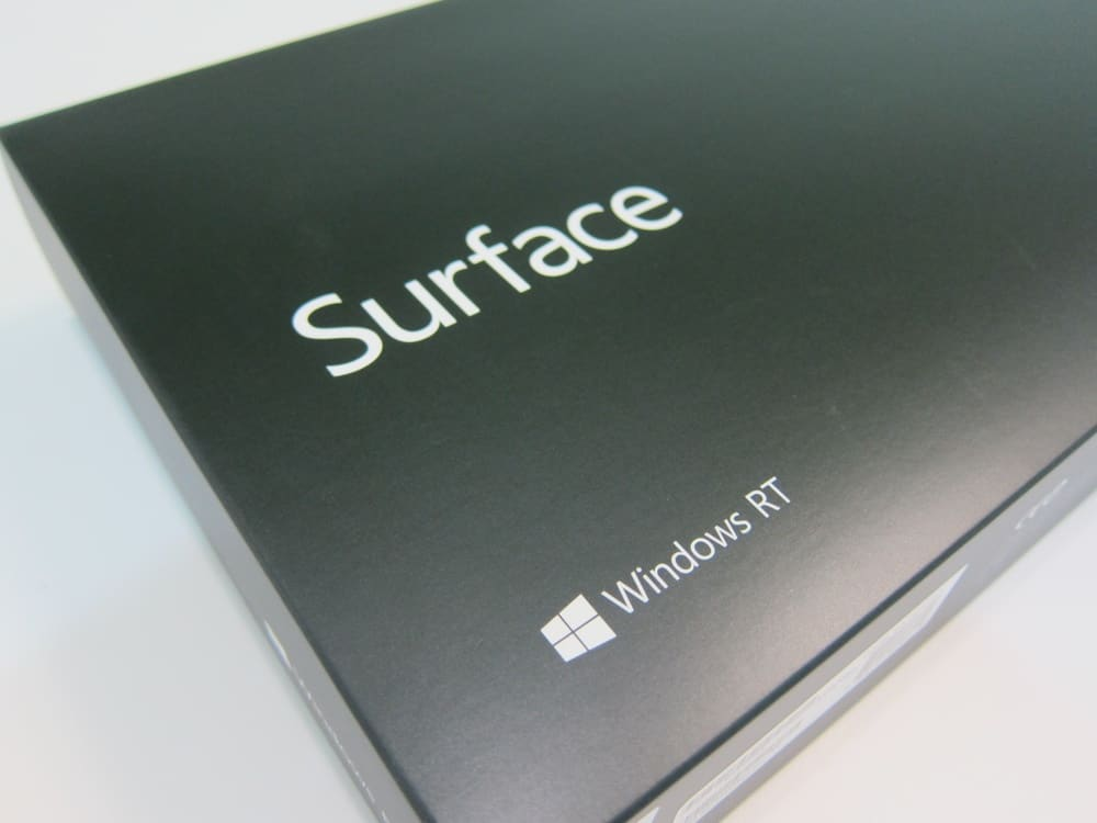 Microsoft Surface RT Photos