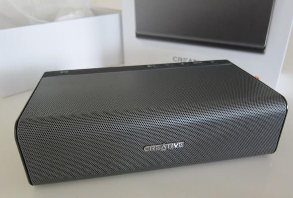 Creative Sound Blaster Roar: Portable NFC Bluetooth Wireless Speaker