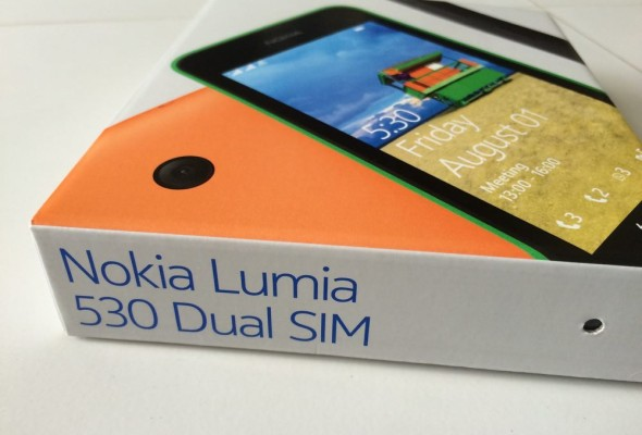 Nokia 530 Lumia Dual Sim Windows Phone