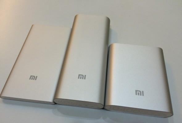 Xiaomi Power Banks