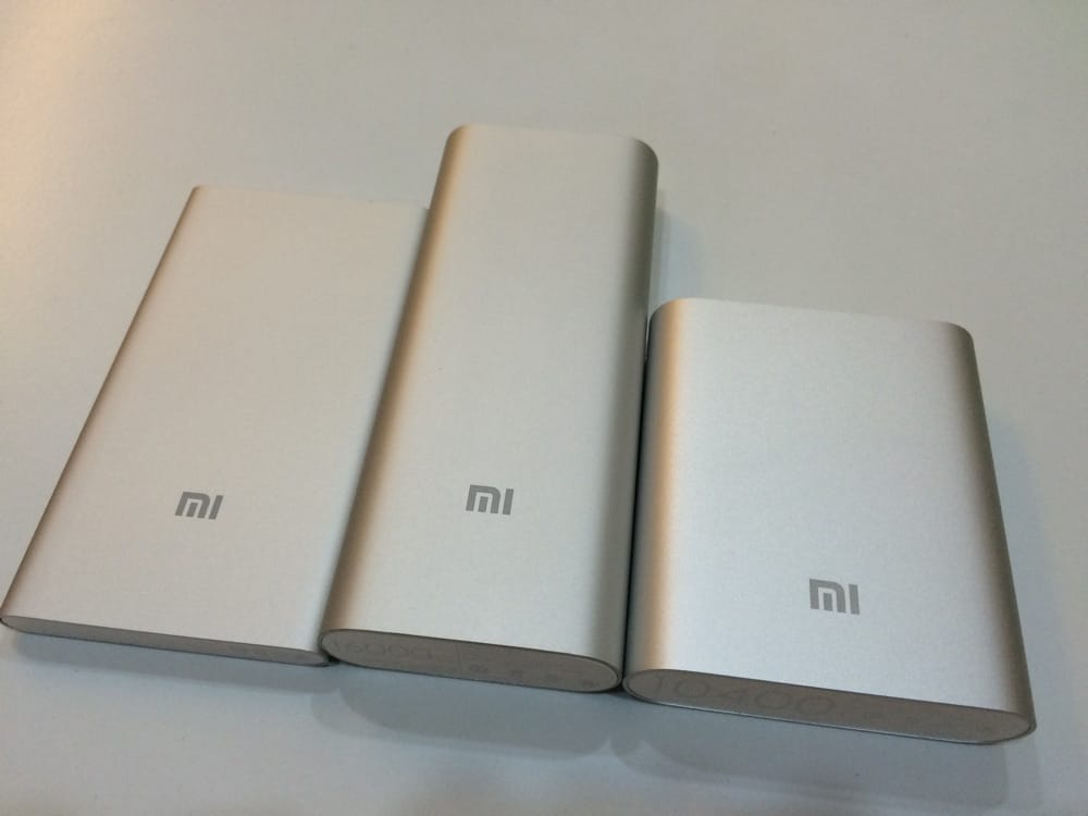 Xiaomi Power Banks Singapore ALL Versions