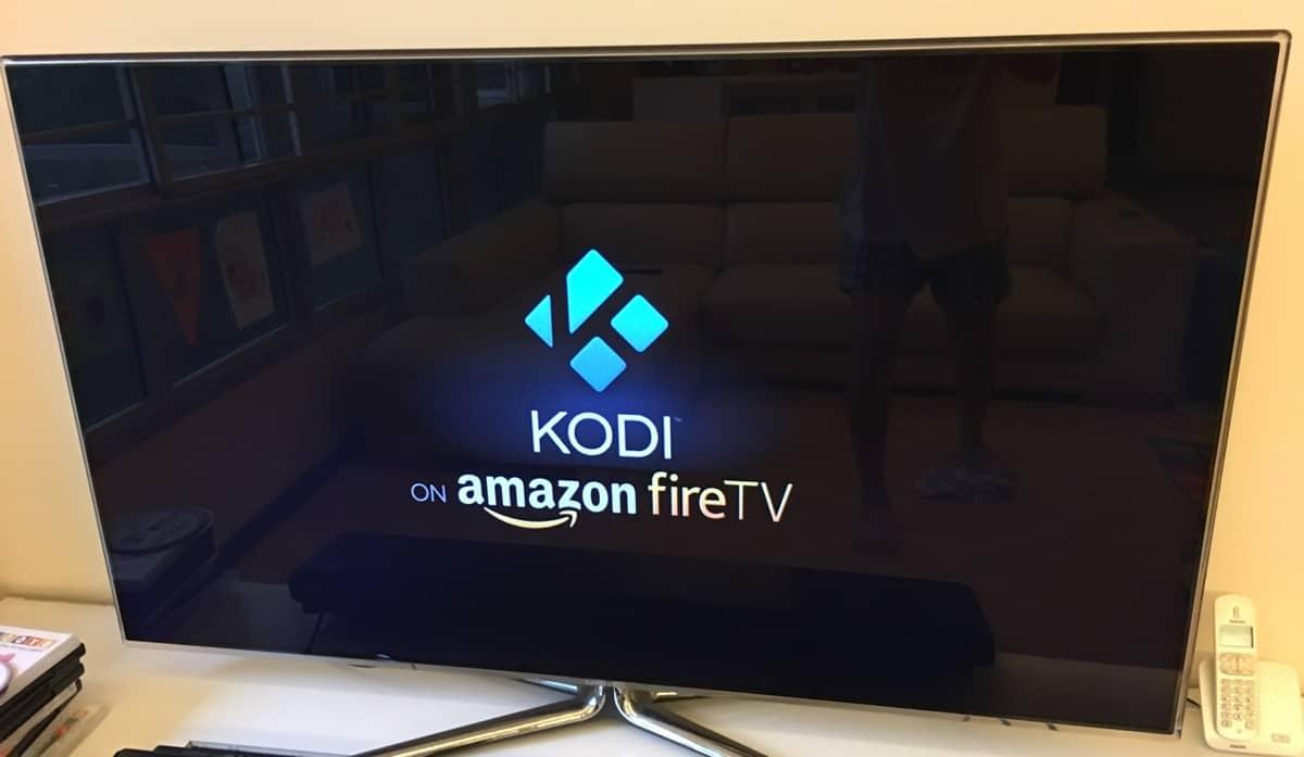 Kodi Amazon Fire TV SplashScreen