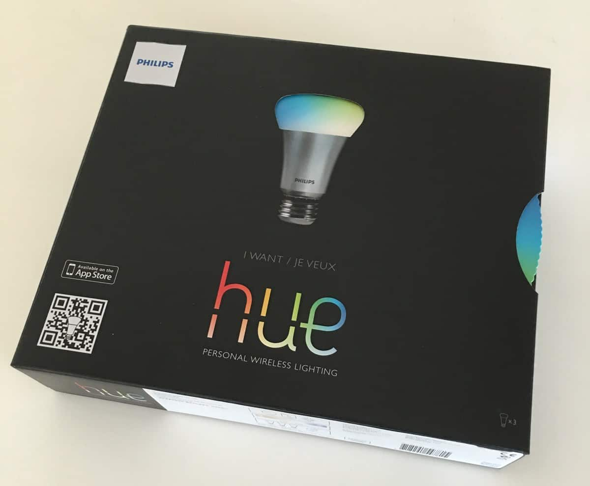 Philips Hue Personal Wireless Lighting Starter Pack