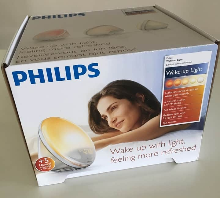 Philips HF3520 Wake Up Light