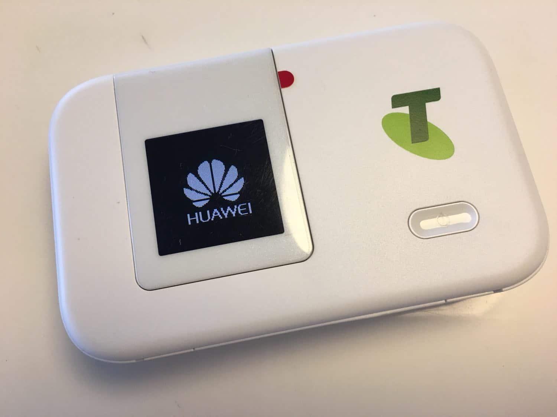 Huawei Wifi MIFI iOS App Huawei HiLink - Patnotebook