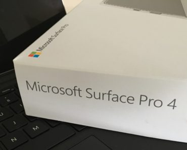 Microsoft Surface Pro 4 Singapore