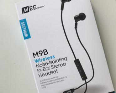 MEE Audio M9B bluetooth earphones