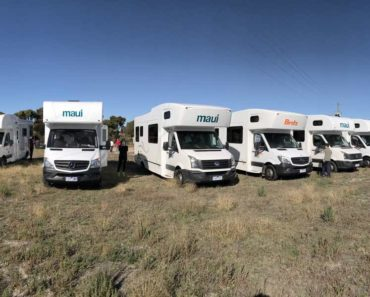 Holiday with a Difference : Driving a Campervan in Perth