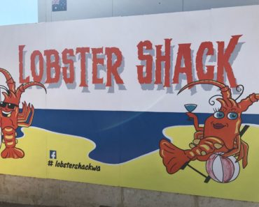 Lobster Shack Cervantes Factory Tour and Lobster Lunch
