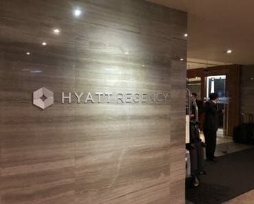 Hyatt Regency TST