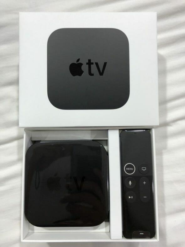 Apple TV 4K Singapore