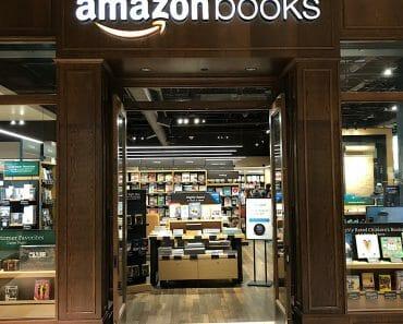 Amazon Bookstore Bellevue Square