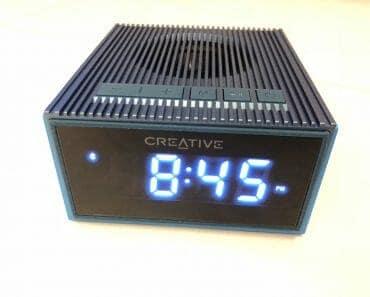 aa93d99194f Creative Chrono Portable Splash-proof Bluetooth Speaker and FM Radio Clock.  August 11, 2018. Logitech Wireless Solar Keyboard K760 for Mac:iPad:iPhone