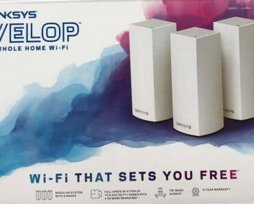 Linksys Velop Unboxing