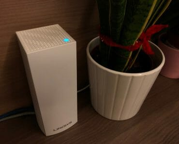 Setting up Linksys Velop