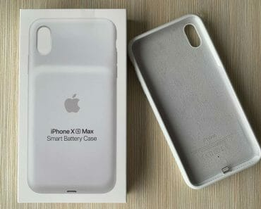 iPhone Max Smart Battery Case