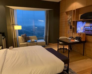 Hilton KL Executive Room