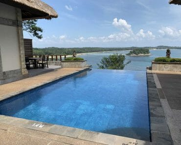Banyan Tree Bintan Infinity Pool Villa