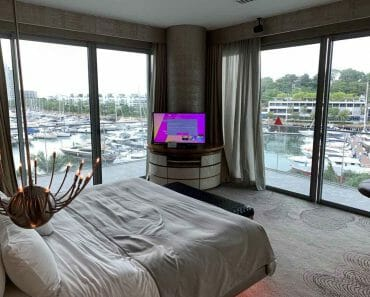 W Hotel Sentosa Cove Marvelous Suite with Marina View