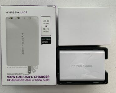 HyperJuice 100W USB-C Charger