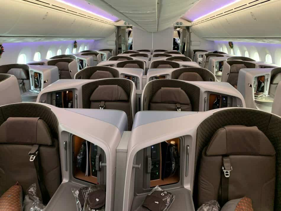 The 2018 Business Class