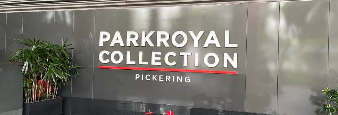 PARKROYAL Pickering Day Stay