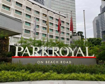 PARKROYAL on Beach Road Day Stay
