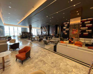 Sofitel Singapore City Centre : Beautiful Hotel in the City