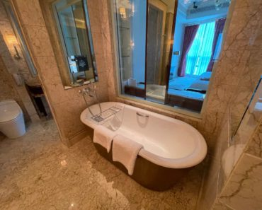 St Regis Singapore Caroline Astor Suite : Luxury 1 Bedroom Suite