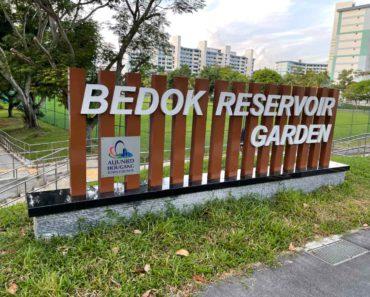 Bedok Reservoir to Kembangan MRT