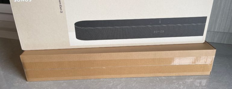 Sonos Beam Gen 2